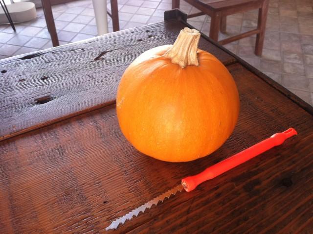 Pumpkin:carver
