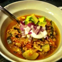 Can-Free Turkey Chili