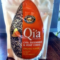 Qia: my oatmeal substitute